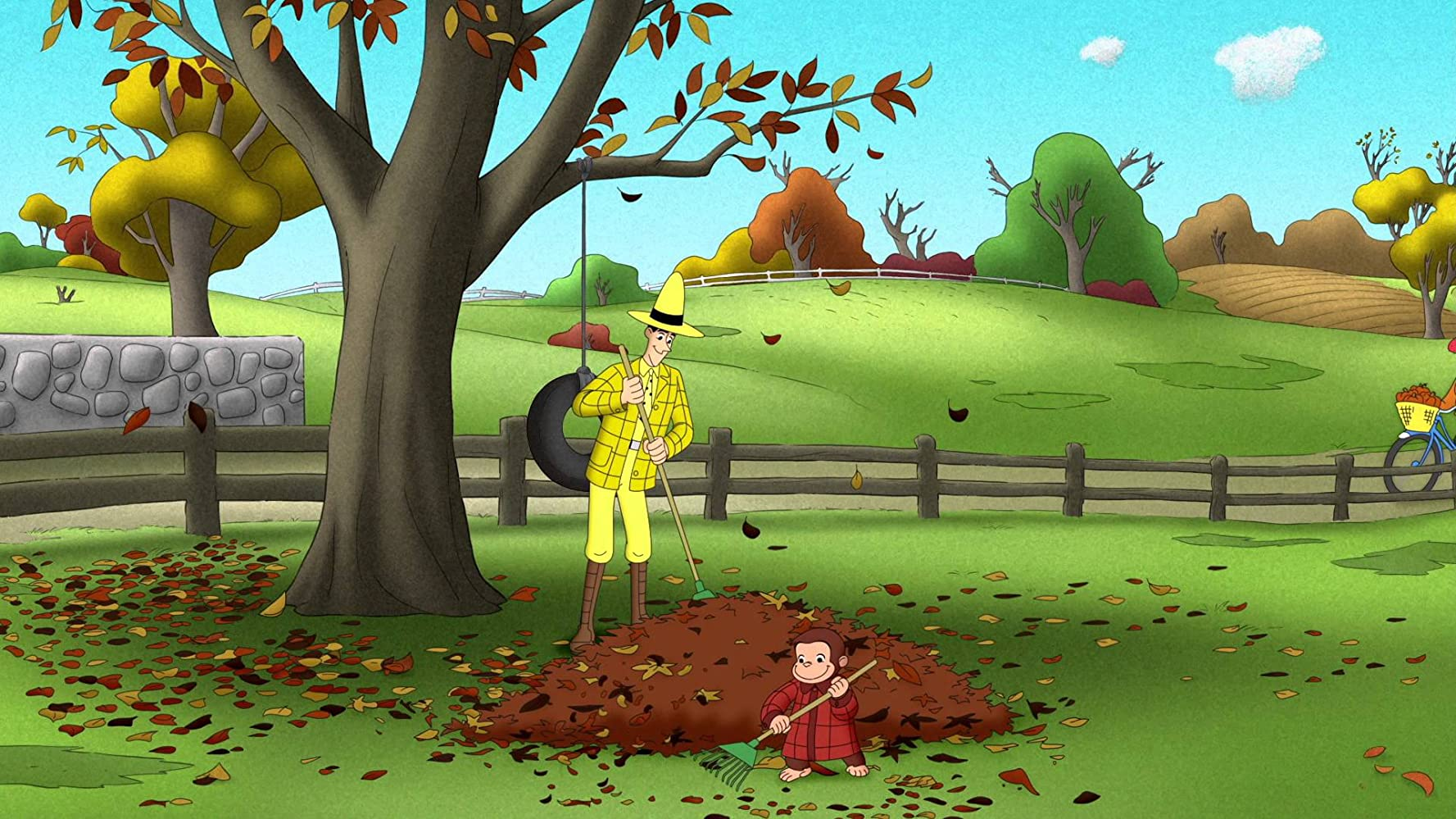 Image result for curious george a halloween boo fest