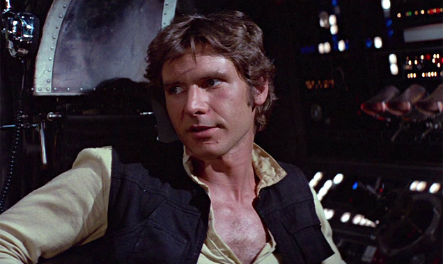 how old was harrison ford in a new hope