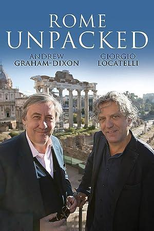 Where to stream Rome Unpacked