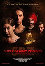 Super Brainy Zombies Poster