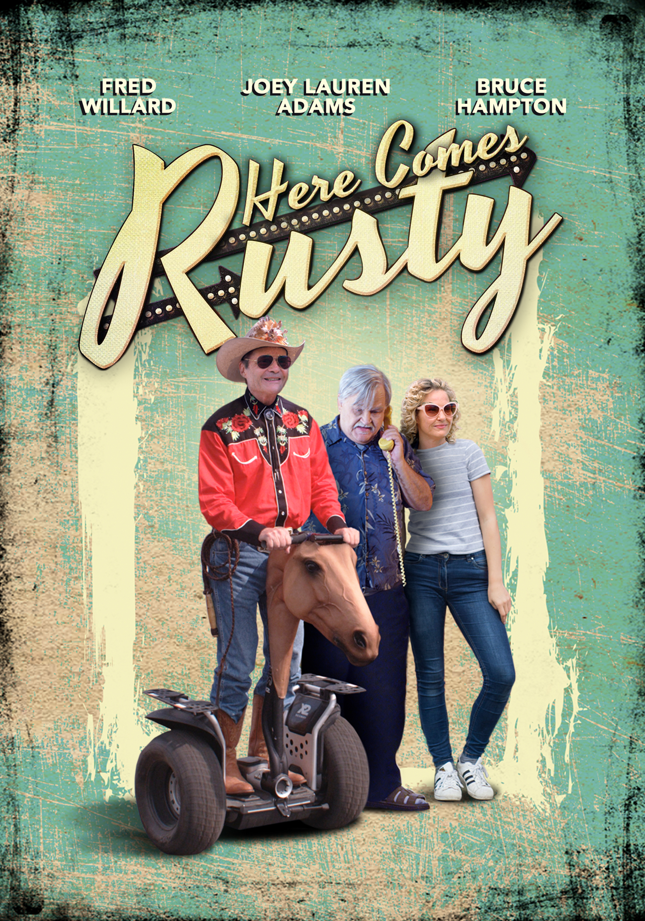 Here Comes Rusty 2020 English 250MB HDRip Download