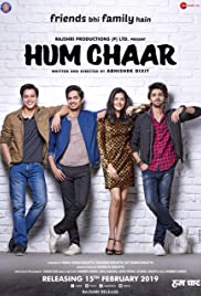 Hum chaar Torrent Download Full HD Movie 2019