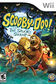 Matthew Lillard, Mindy Cohn, Grey Griffin, and Frank Welker in Scooby-Doo and the Spooky Swamp (2010)