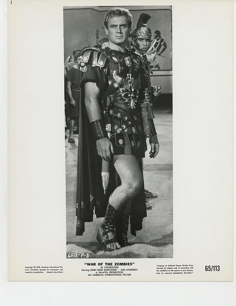 Ettore Manni in Roma contro Roma (1964)