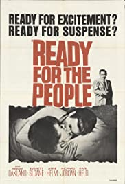 Ready for the People Poster