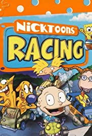 Nicktoons Racing Poster
