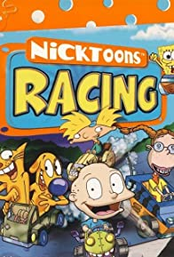 Primary photo for Nicktoons Racing