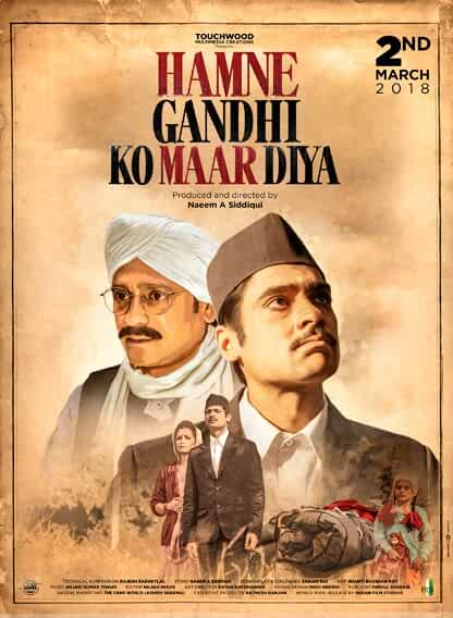 Hamne Gandhi Ko maar Diya (2018) Hindi 720p WEB-DL x264 AAC
