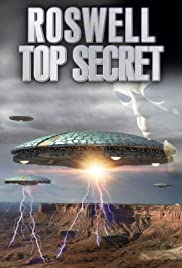 Roswell Top Secret Poster