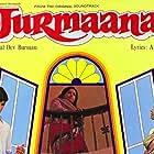 Amitabh Bachchan and Rakhee Gulzar in Jurmana (1979)