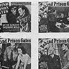 Brian Donlevy, Joseph Crehan, Julie Bishop, Dick Curtis, Richard Fiske, and Paul Fix in Behind Prison Gates (1939)