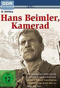Primary photo for Hans Beimler, Kamerad