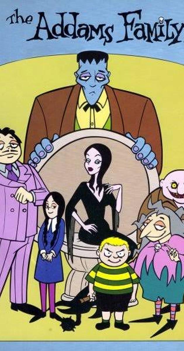 The Addams Family Tv Series 1992 1993 Imdb