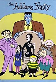 The Addams Family Poster - TV Show Forum, Cast, Reviews