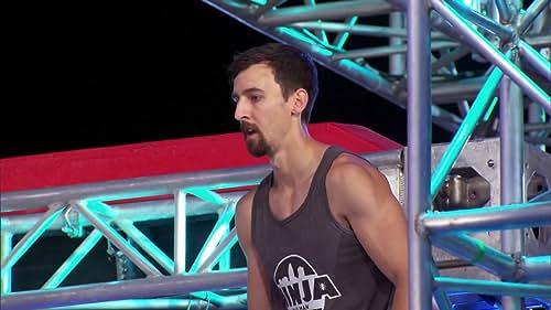 American Ninja Warrior: Tyler Smith Dominates Stage 2
