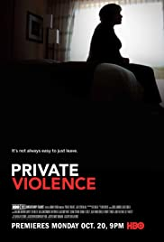 Private Violence (2014) Poster - Movie Forum, Cast, Reviews