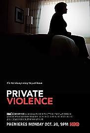 Private Violence Poster