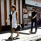 Anouk Aimée and Gary Lockwood in Model Shop (1969)