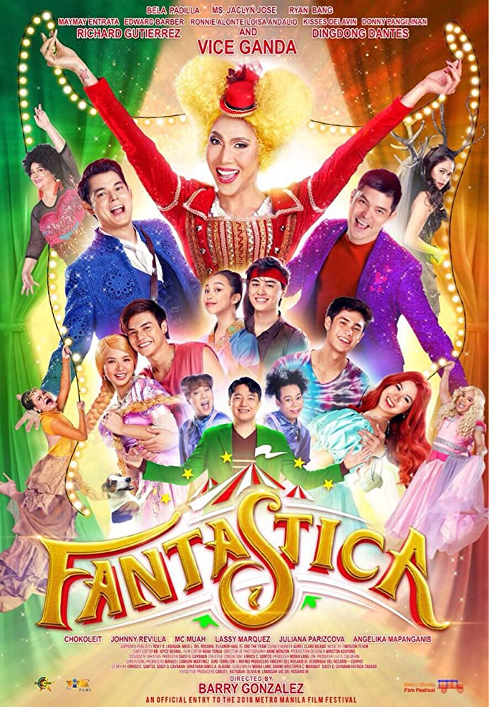 Fantastica (2018) Full HD