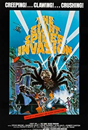 The Giant Spider Invasion(1975) Poster - Movie Forum, Cast, Reviews