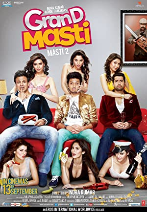Grand Masti (2013) Full Movie HD