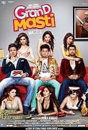 Grand Masti (2013)