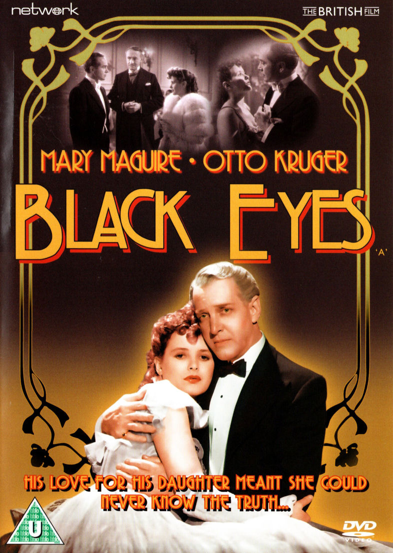 Otto Kruger and Mary Maguire in Black Eyes (1939)