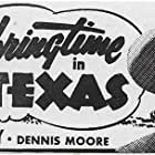 Jimmy Wakely in Springtime in Texas (1945)