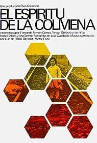 El espíritu de la colmena (1975) Poster - Movie Forum, Cast, Reviews