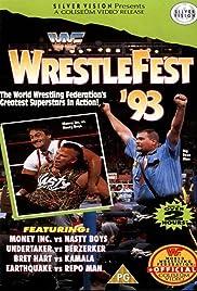 WWF: WrestleFest '93 Poster