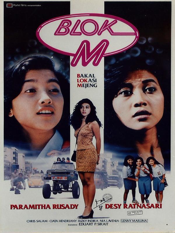 Blok M (Bakal Lokasi Mejeng) (1990)