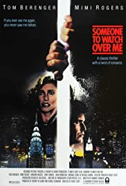 Someone to Watch Over Me Poster