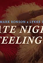 Mark Ronson ft. Lykke Li: Late Night Feelings