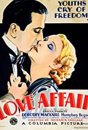 Love Affair (1932) Poster - Movie Forum, Cast, Reviews