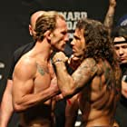 Clayton Guida and Gray Maynard at an event for UFC on Fox (2011)