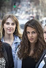 Bojana Stojkovic, Tamara Sustic, Lenka Petrovic, and Nina Neskovic in Preziveti Beograd (2019)