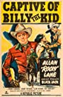Captive of Billy the Kid (1952) Poster