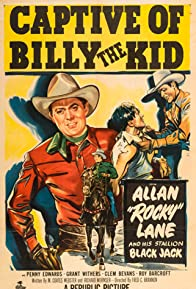 Primary photo for Captive of Billy the Kid