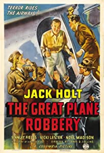 English movies mp4 download The Great Plane Robbery [HDRip]