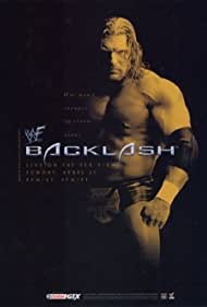 Paul Levesque in WWF Backlash (2002)