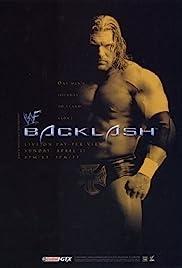 WWF Backlash Poster