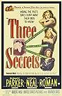 Three Secrets (1950) Poster