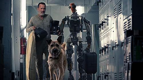 Tom Hanks Stars in 'Finch'