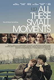 Molly Ringwald, Brian d'Arcy James, Brendan Meyer, Jemima Kirke, and Sam McCarthy in All These Small Moments (2018)