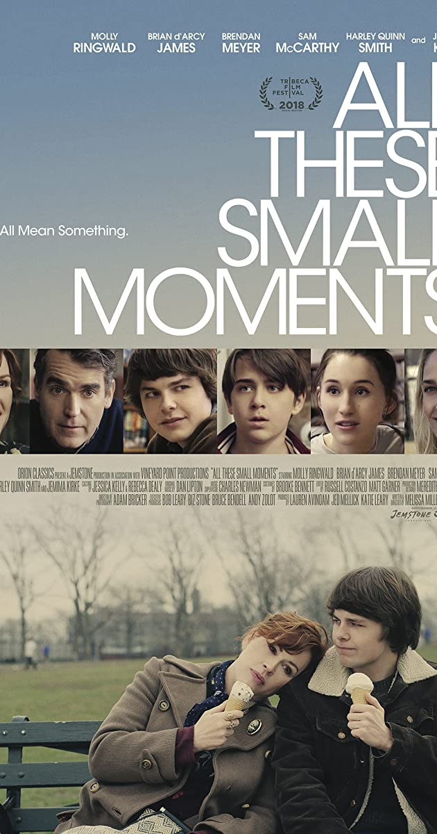 Subtitle of All These Small Moments