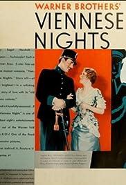 Viennese Nights Poster