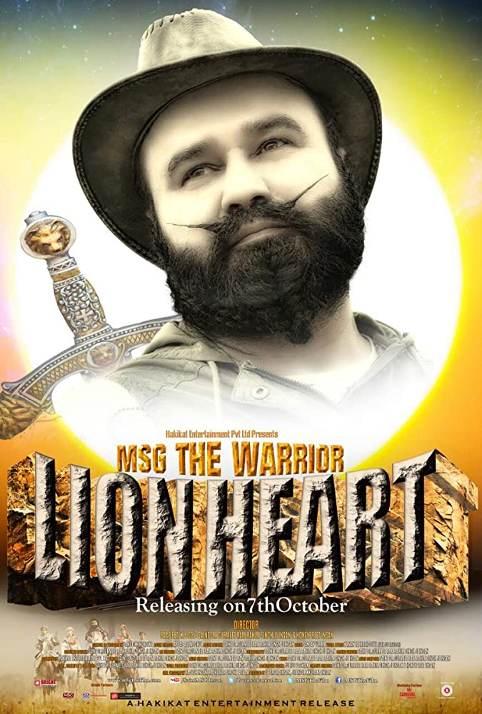 MSG The Warrior - Lion Heart movie 2 download