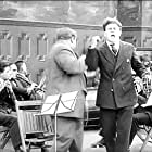 Roscoe 'Fatty' Arbuckle and Ford Sterling in Tango Tangle (1914)