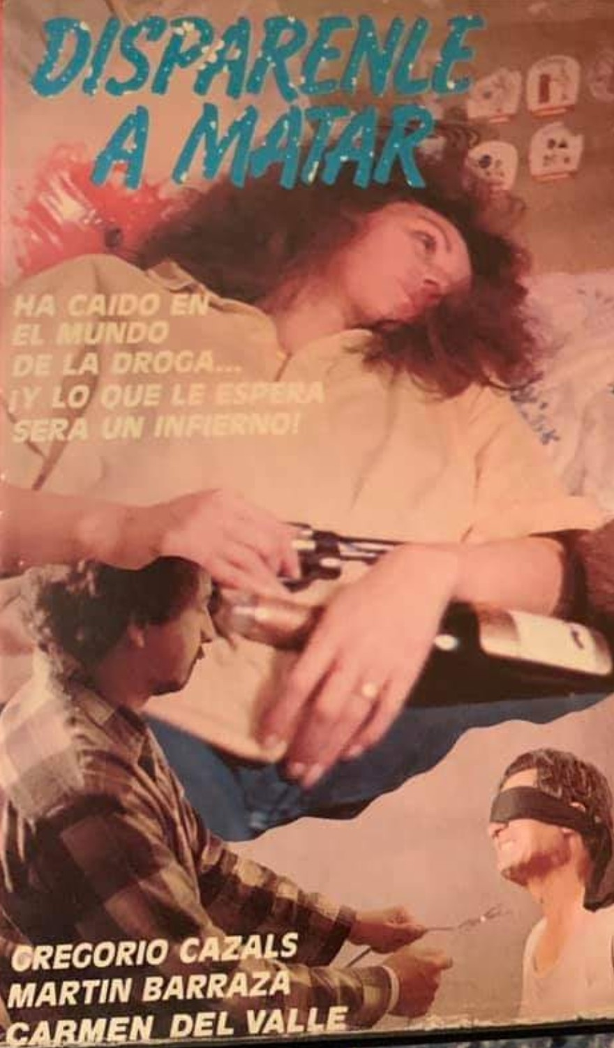 Dispárenle a matar ((1989))
