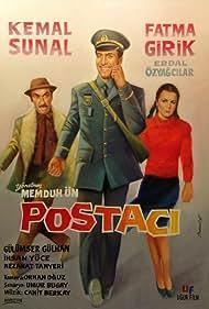 Fatma Girik, Erdal Özyagcilar, and Kemal Sunal in Postaci (1984)